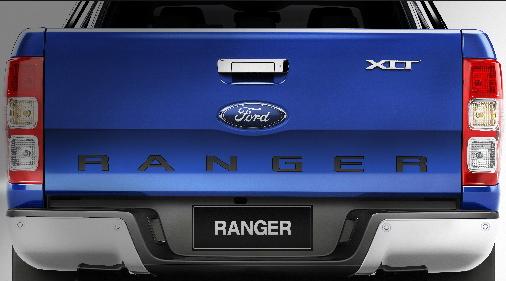 Ford Ranger 2013 para México Azul trasera - Autos Actual ...