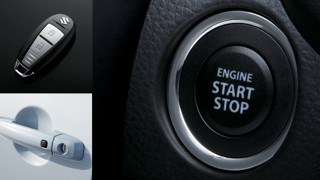 Suzuki Swift 2013 Start Stop