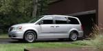 Chrysler Town & Country 2013 para México