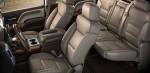 Chevrolet Cheyenne 2014 renovada para México Asientos interiores