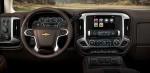 Chevrolet Cheyenne 2014 renovada para México Nueva cabina tablero