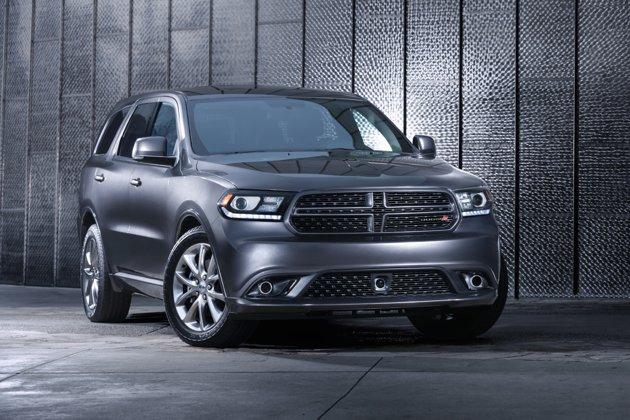 Dodge Durango 2014 oficial