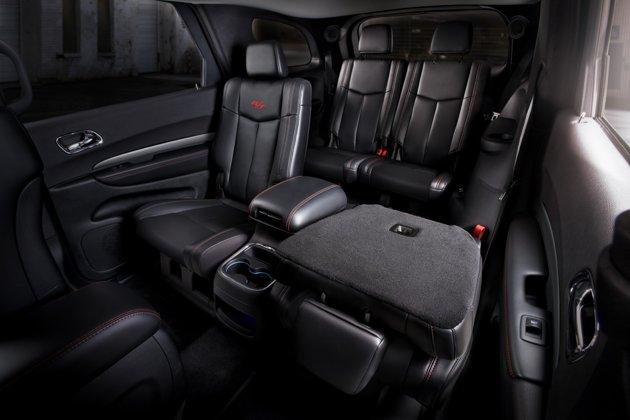 Dodge Durango 2014 oficial interior