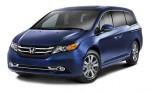 Honda Odyssey 2014 frente nuevo