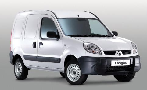 Renault Kangoo 2014 para México