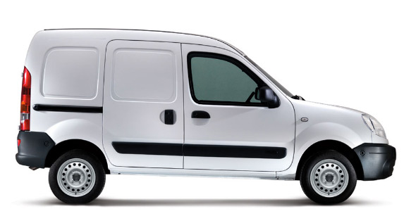 Renault Kangoo 2014 en movimiento