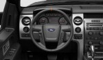 Ford Raptor SVT 2013 para México interior volante