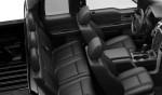 Ford Raptor SVT 2013 para México interior asientos