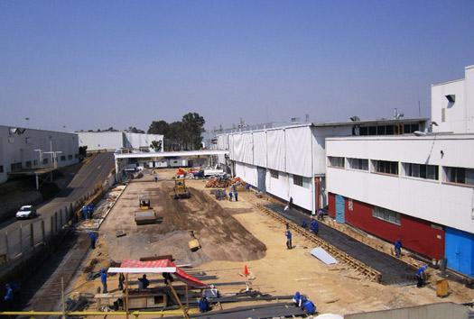 Avances de Planta Puebla Volkswagen en México para fabricación del Golf 7