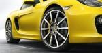 Porsche Cayman 2014 en México rines de aleación