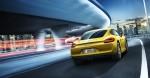 Porsche Cayman 2014 en México parte trasera