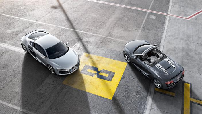Audi R8 2014 nueva generación en México Spyder y Coupé