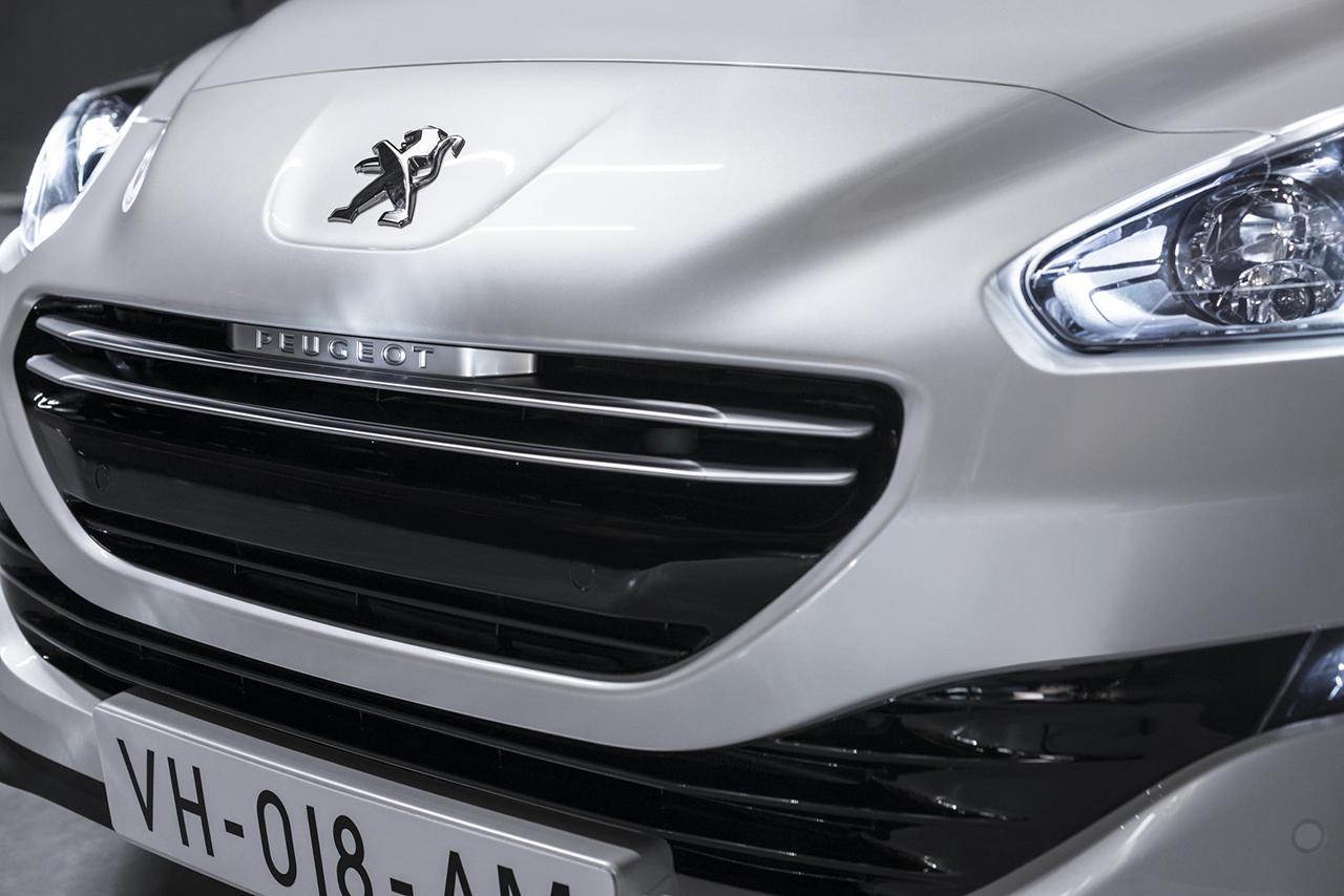 Peugeot RCZ 2014 renovado para México