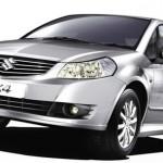 Suzuki SX4 sedán 2014  es presentado con cambios