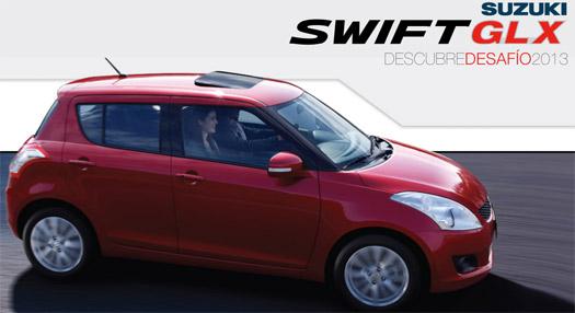 Nuevo Suzuki Swift GLX 2013 en México