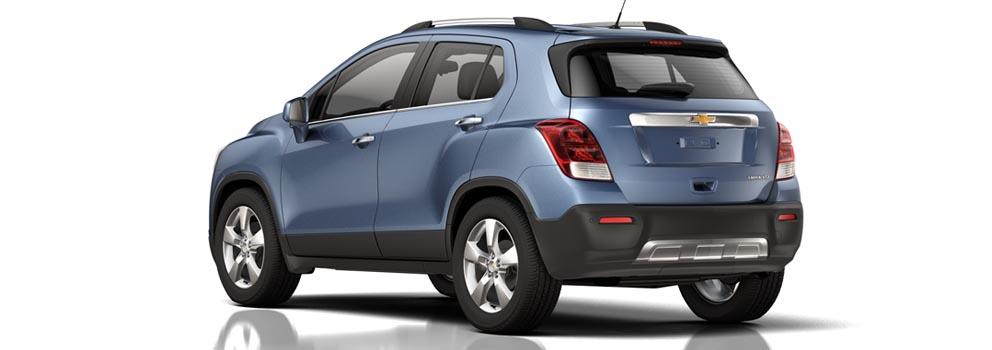 Chevrolet Trax 2013 México