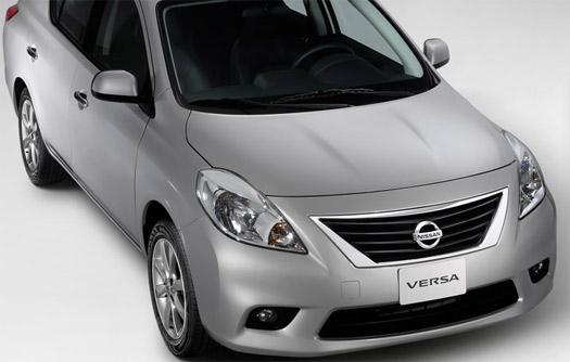 Nissan Versa 2014 México