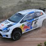 Volkswagen lidera Rally de Argentina en el Polo R WRC