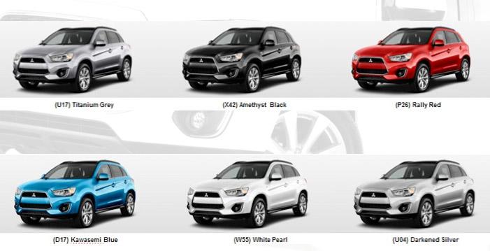 Mitsubishi SX 2013 en México colores disponibles - Autos Actual México