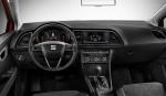 Nuevo SEAT León 2014 para México interiores