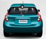 Nissan Note 2016 en México parte trasera