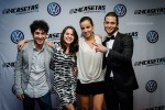 Arranca 24 Casetas la serie Volkswagen para Twitter protagonistas