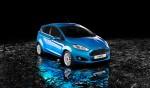 Ford Fiesta 2014 exterior