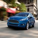 Ford Fiesta 2015 exterior