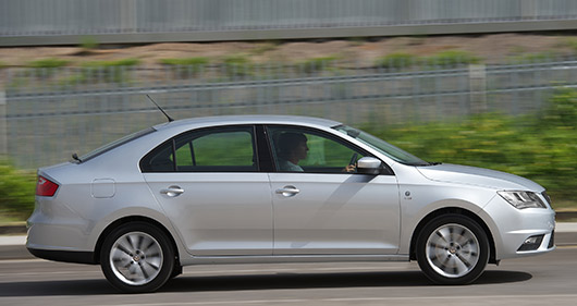 SEAT Toledo 2013 en México color plata