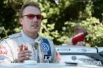 Volkswagen Latvala en el Rally de Italia con el Polo R WRC