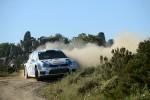Volkswagen Polo R WRC gana en el Rally de Italia