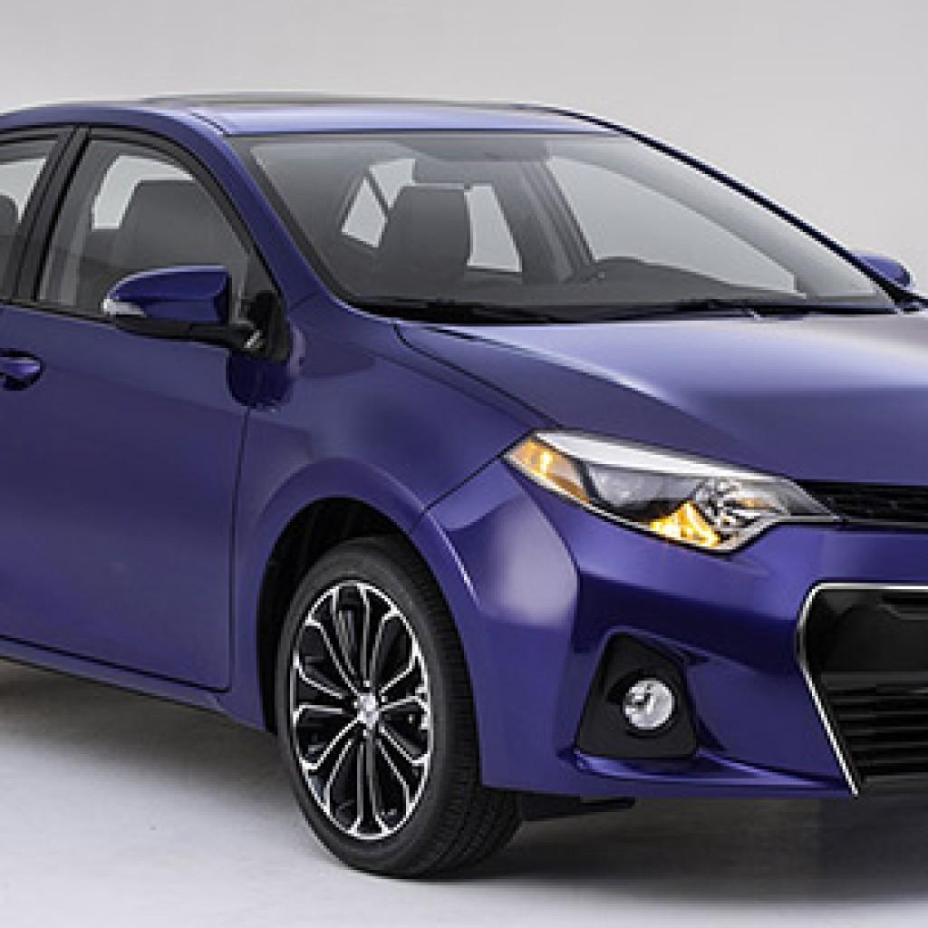 Toyota Corolla 2020 Llega A México Conoce Precios Y: Nuevo Toyota Corolla 2015