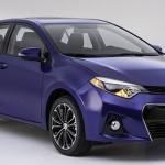 Nuevo Toyota Corolla 2014 es presentado