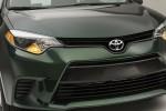 Nuevo Toyota Corolla 2014 faros LED Bi-Xenón