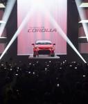 Nuevo Toyota Corolla 2014 en presentación