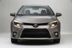Nuevo Toyota Corolla 2014 frente color arena