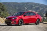 Nuevo Toyota Corolla 2014 color rojo