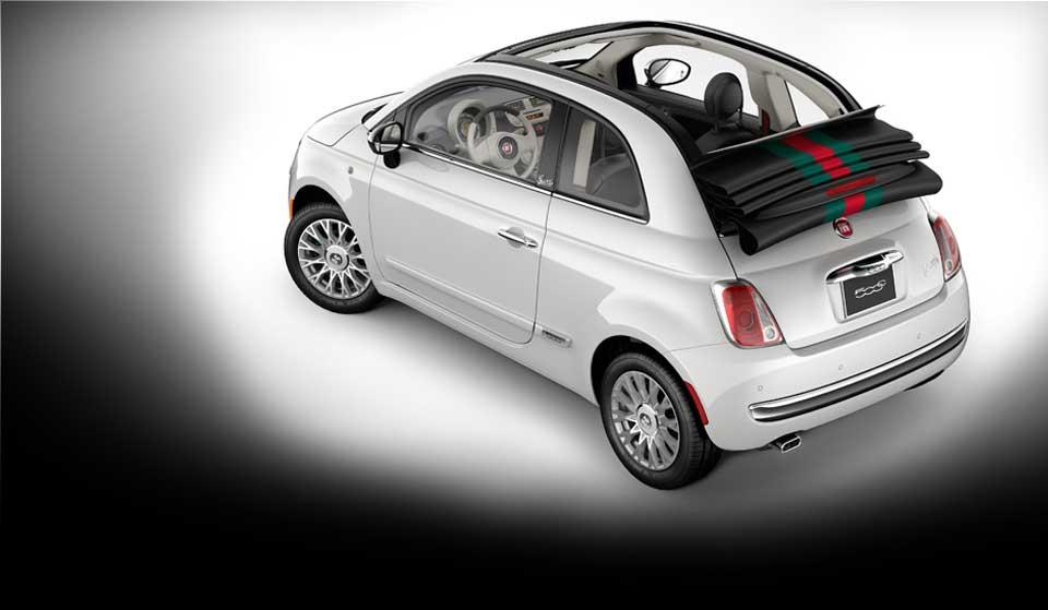 fiat 500 gucci 2013 04 autos actual m xico. Black Bedroom Furniture Sets. Home Design Ideas