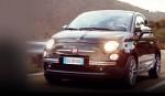 Fiat 500 by Gucci 2013 en México, Cabrio techo corredizo frente