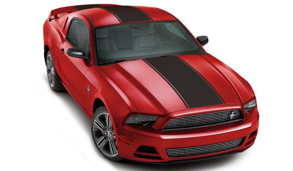 Ford Mustang ST 2014 para México diseño exclusivo
