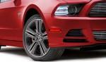 Ford Mustang ST 2014 para México diseño exclusivo ventana rines y faros