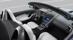 Jaguar F-TYPE 2014 en México interiores