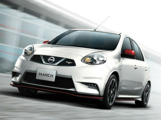 March Nismo de Nissan