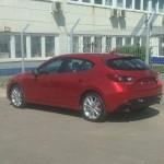 Nuevo Mazda 3 2014 espiado