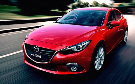 Nuevo Mazda 3 2014 oficial frente