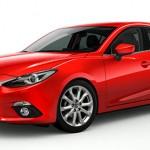 Anuncian el Mazda 3 híbrido