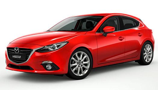 Mazda3 híbrido