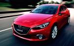 Nueva línea Mazda 3 2014 frontal