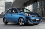 Nissan March 2014 oficial nuevo frente