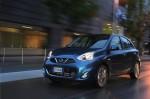 Nissan March 2014 oficial nuevo frente en calle